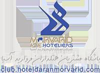 باشگاه مشتریان هتلداران لوگو
